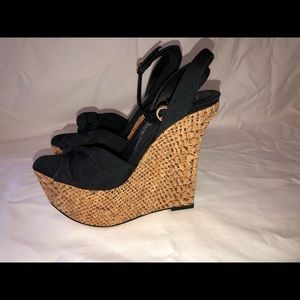 Alice + Olivia by Stacey Bendet wedges 8.5